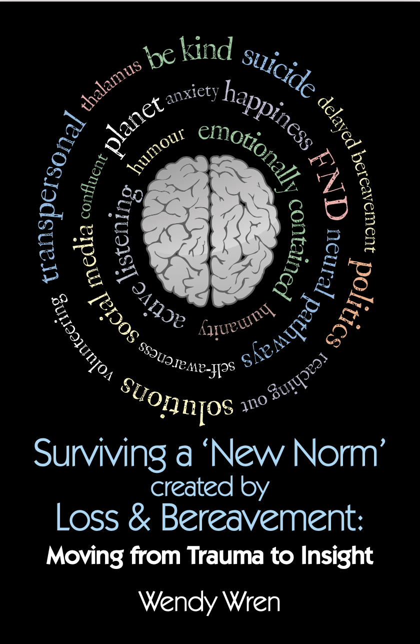 Surviving a 'New Norm' created by Loss & Bereavement by Wendy Wren